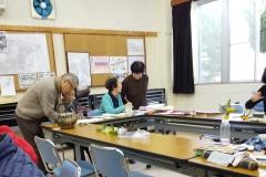 2月の教室風景