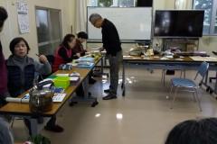 1月の教室風景