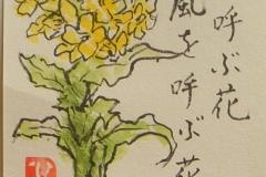 春を呼ぶ花・・・