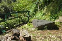石神台の石です。
