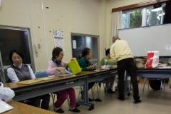 12月の教室風景