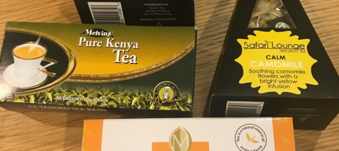 ケニアのお土産